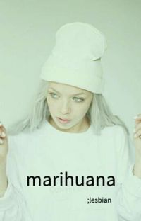 marihuana ; lesbian cover