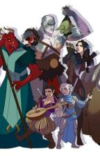 critical role one shots (requests closed) by RustyNixon1