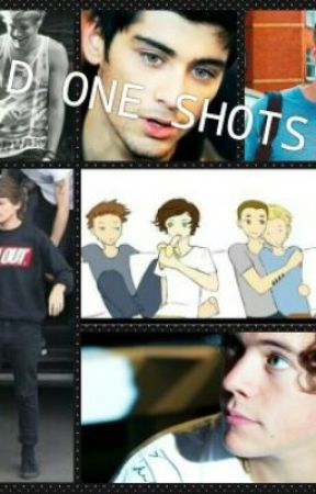1D One Shots! by stormsatdawn