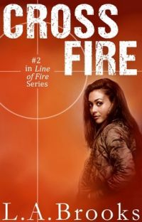 Cross Fire (Book #2) GirlXGirl cover