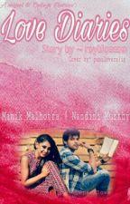 Manan ff : Love Diaries  द्वारा royblossom