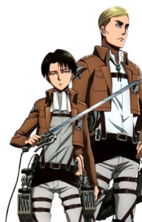 Duty Calls (Erwin x Reader x Levi ) by Ian_the_Weeb