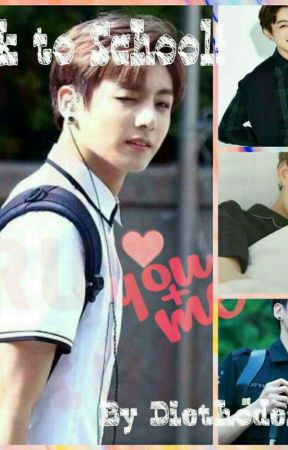 Jungkook BTS ✔ Back to School  by Diethodesire