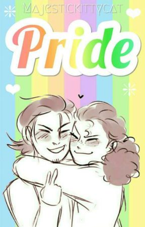 ❇️Pride❇️ - A Lams College AU by majestickittycat
