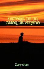 HISTORIA DE UN AMOR DE VERANO (PAUSADA) by Zury-chan