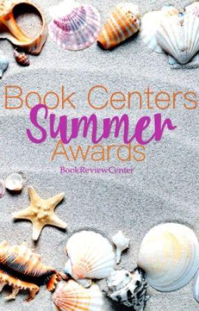 Book Center's Summer Awards~|CLOSED|~ by BookReviewCenter