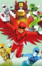 Power⚡️Rangers: Jungle Force story by Omni-Writer98