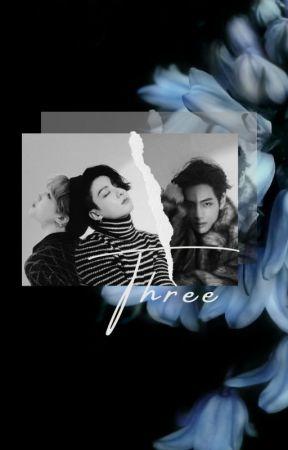 three 🔞 vkookmin by rosier_blue