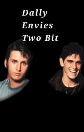 The Outsiders : Dally envies Two Bit by Thebazilecuteeee