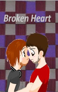 Broken heart cover