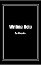 Writing help by umcici