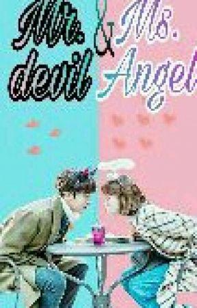 Demon & Angel by Freakinwriter