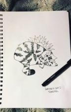 sketch book by fxckingr