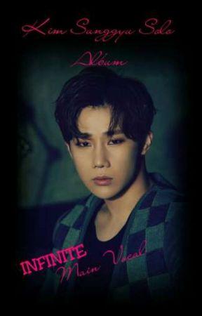 Kim Sunggyu [Solo Album] Songs-Lyrics [Rom_Eng Sub] by Dreamyzhaei
