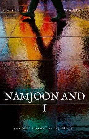 Namjoon and I ✅  by Denamjin