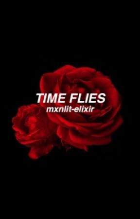 Time Flies (Be More Chill) by mxnlitelixir