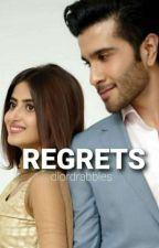 Regrets   ✔ by diordrabbles