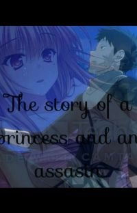 The story of a princess and an assasin (Obi & Reader) cover