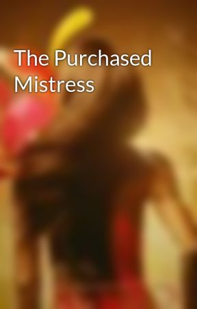 The Purchased Mistress by DSadie