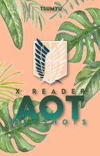 ❝ AOT x reader ❞ [oneshots] by PrettiBoiii