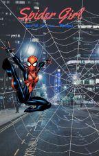 spider girl (x Spiderman/ Peter Parker) by vibranium_assss