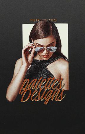 Palettes Designs | FECHADO PERMANENTEMENTE by moviesyco