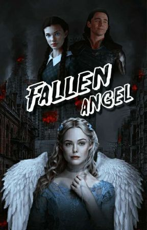 Fallen Angel (Avengers cz FF) by -SadDarkSoul-