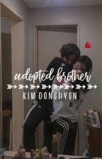 adopted brother | kim donghyun  by bambambrahhh
