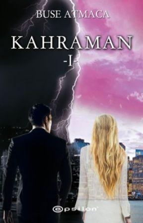 KAHRAMAN |Kitap Oldu| by llchaim