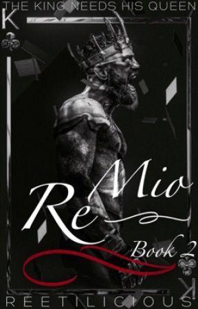 Mio Re (#3) by reetilicious