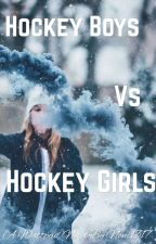 Hockey Boys vs Hockey Girls by noni1717