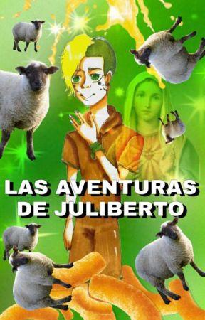 Las aventuras de Juliberto, el dos puntos uve dos puntos by graybetches