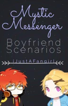 Mystic Messenger Boyfriend [+Jaehee] Scenarios by iJustAFangirl