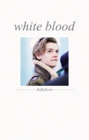 """ WHITE BLOOD "" T. MAZE RUNNER¹ by eternallysuga"