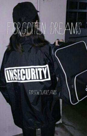 Forgotten dreams by stolenXdreams