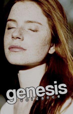 Genesis ▸ Caleb Rivers by voidance