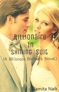 A Billionaire in Shining Suit (TBB 4) cover