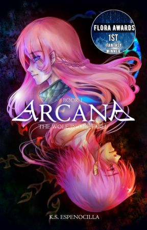 Arcana || Book I: Wolf in The Fable Trilogy by windstruck07