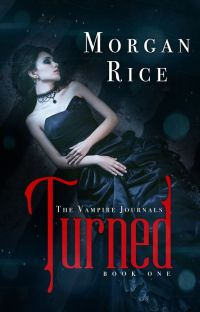 Turned (Book  1 in the Vampire Journals) cover