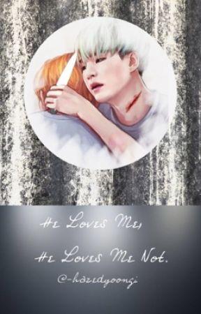 He Loves Me, He Loves Me Not   YOONMIN by -hazedyoongi