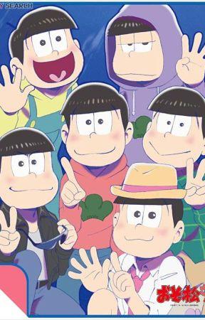 koi no yokan : osomatsu-san oneshots by cathoffie