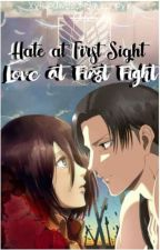 Hate at First Sight, Love at First Fight by AngelixArtiz