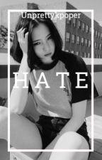 HATE (Taemin fanfic) by UnprettyKpoper
