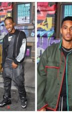 Algee Smith & Keith Powers Imagines by LilRell1