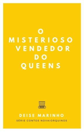 O misterioso vendedor do Queens by AminaMafer