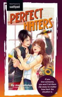 Perfect Haters Book 1 (Part 2 Published under Pop Fiction) cover