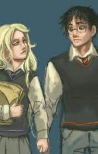 Luna and Harry  cover