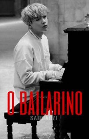 O Bailarino // YoonMin by sadbaozi
