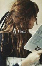 Hazel Eyes| Twenty One Pilots by theflowerelectric