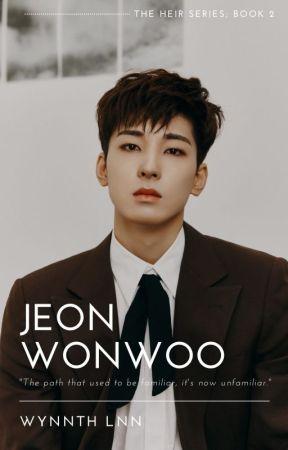 Book 2: The Seventeen Heirs Series; Jeon Wonwoo (SEVENTEEN FANFIC) by WynnthLnn